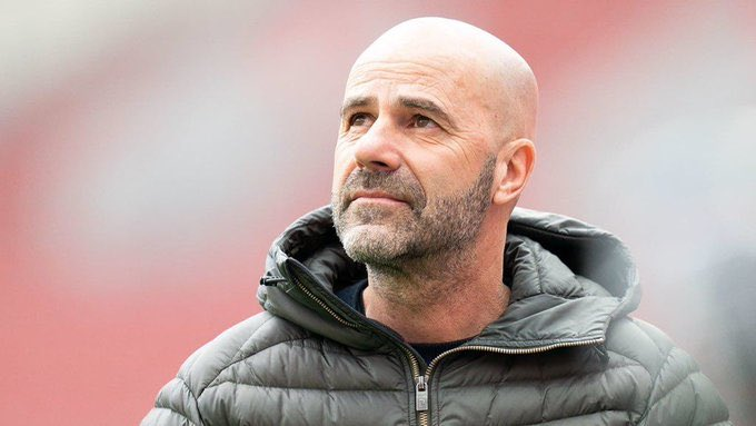 Peter Bosz has accepted an offer to become the new Lyon head coach